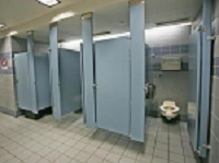Bathroom stalls