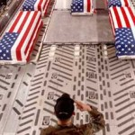 caskets at Dover AFB