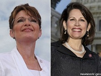 Sarah Palin and Michelle Bachmann